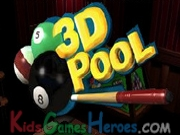 3D Pool Icon