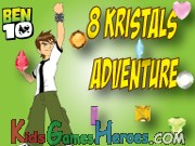 8 Kristals Adventure Icon