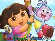 Play Dora the Explorer - Big Birthday Adventure