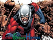 Ant Man - Hidden Letters Icon