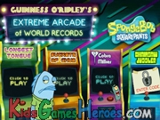 Play SpongeBob SquarePants - Guinness O Ripley Extreme Arcade of World Records