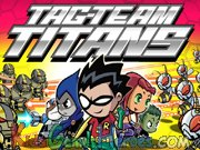 Play Teen Titans - Tag Team