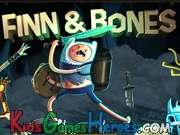 Adventure Time - Finn & Bones Icon