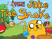 Adventure Time - Jake The Snake Icon