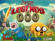 Play Adventure Time - Legends Of OOO