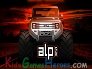 Alp Truck Icon