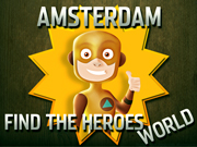 Amsterdam - Find The Heroes World Icon