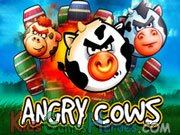 Angry Cows Icon