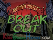 Arkham Asylum - Break Out Icon