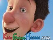 Arthur Christmas - Snowball Fight Icon