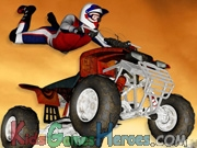 ATV Stunt Icon