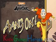 Avatar - Aang On! Icon