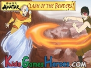 Play Avatar - Clash of the Benders