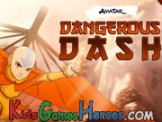 Play Avatar - Dangerous Dash