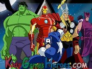 Play Avengers - Bunker Busters 2