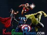 Play Avengers - Global Chaos