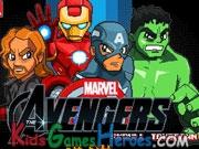 Play Avengers - Skrull Takedown