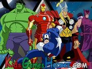 Play Avengers - Super Destructors