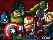 Play Avengers - Team Up