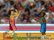 Play Basket ball