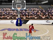 Basketball challenge Icon
