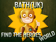 Bath - UK  - Find The Heroes World Icon