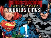 Play Batman and Superman Adventures World's Finest - Chapter 1