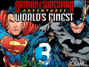 Batman and Superman Adventures World's Finest - Chapter 3 Icon