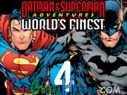 Play Batman and Superman Adventures World's Finest - Chapter 4