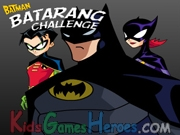 Play Batman - Batarang Challenge