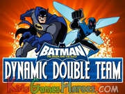 Batman Dinamic Double Tea…