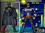 Play Batman - Dress Up