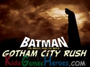 Play Batman - Gotham City Rush