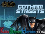 Batman - Gotham Streets Icon