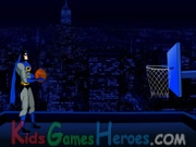 Batman - I love Basketball Icon