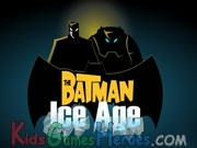Play Batman Ice Age