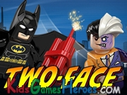 Play Batman - Lego Two Face