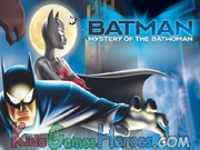Kiz1000 Games - Mystery of the BatWoman