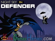 Play Batman - Night Sky Defender