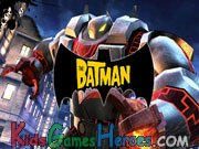 Batman - Proto Bat-Bot - Bot Battle For Gotham City Icon