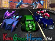 Play Batman - Streets Of Gotham Full Throttle