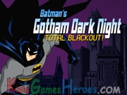 Play Batman - The Dark Night - Total Blackout