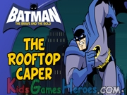 Batman: The Rooftop Caper Icon