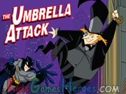 Batman - The Umbrella Attack Icon