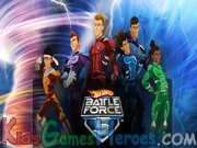 Battle Force 5 -  Saber Smash Icon