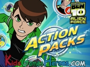 Play Ben 10 - Action Packs