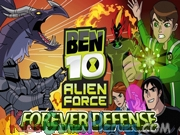 Ben 10- Alien Force - Forever Defense Icon