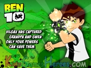 Play Ben 10 Alien Strike