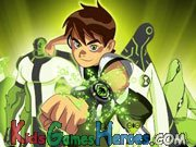 Ben 10 - Battle Ready Icon