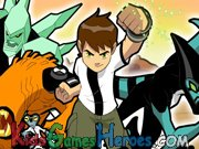 Play Ben 10 - Ben to the Rescue